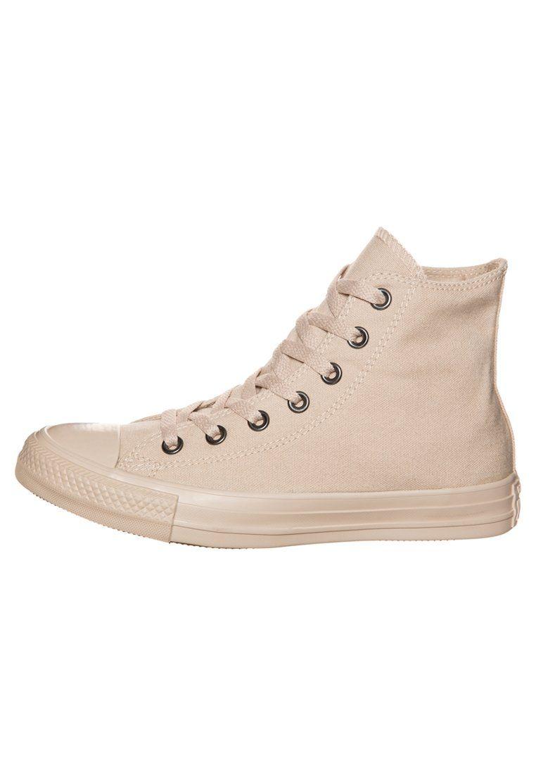 10a18964521eb Chaussures Converse ALL STAR HIGH - Baskets montantes - tan sand beige   69