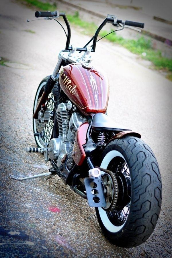 BOBBER 400 et 600 SHADOW - Ta moto