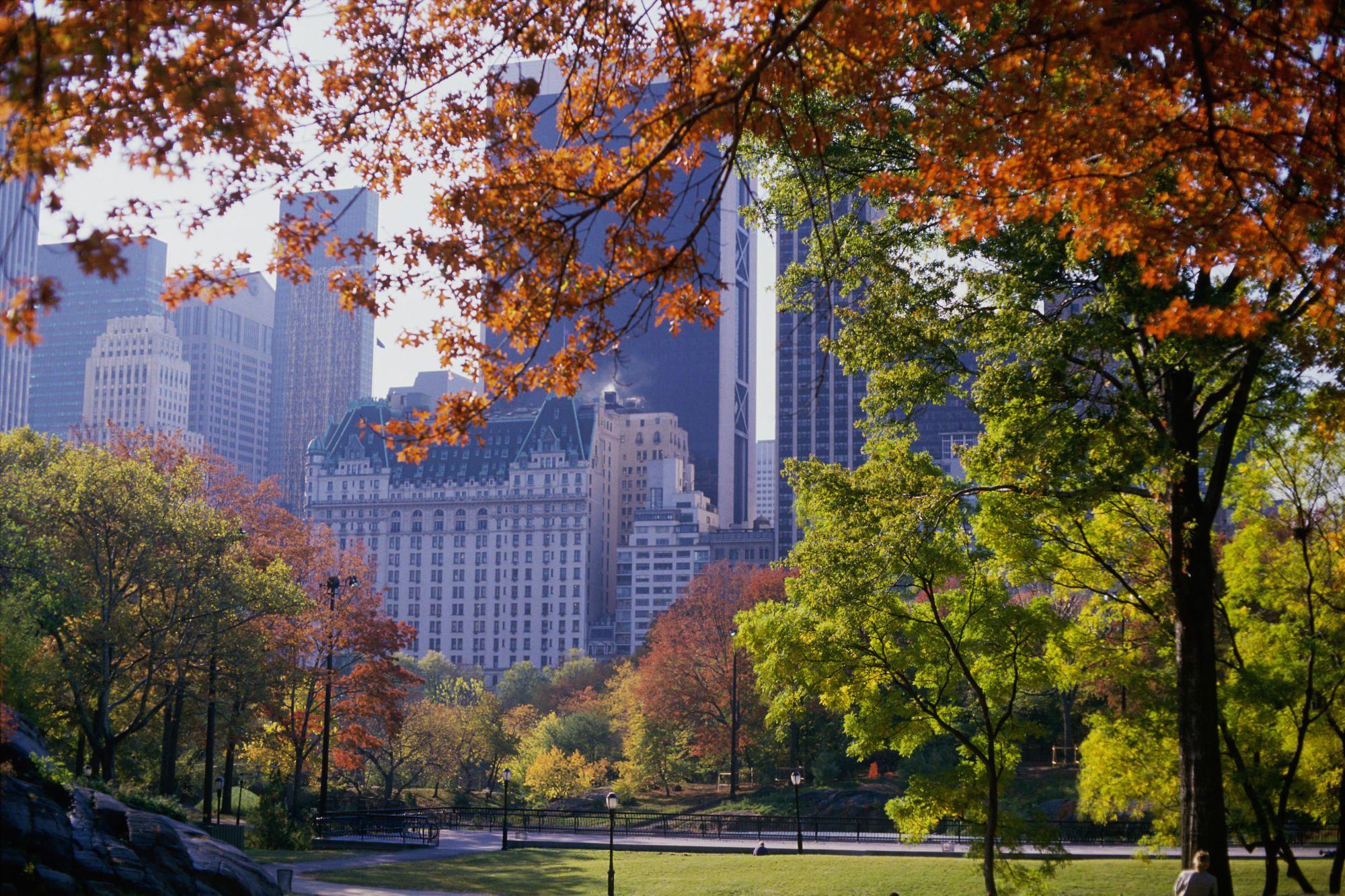 Cityscape Hd New York Wallpaper Autumn In New York New York Tourist Attractions