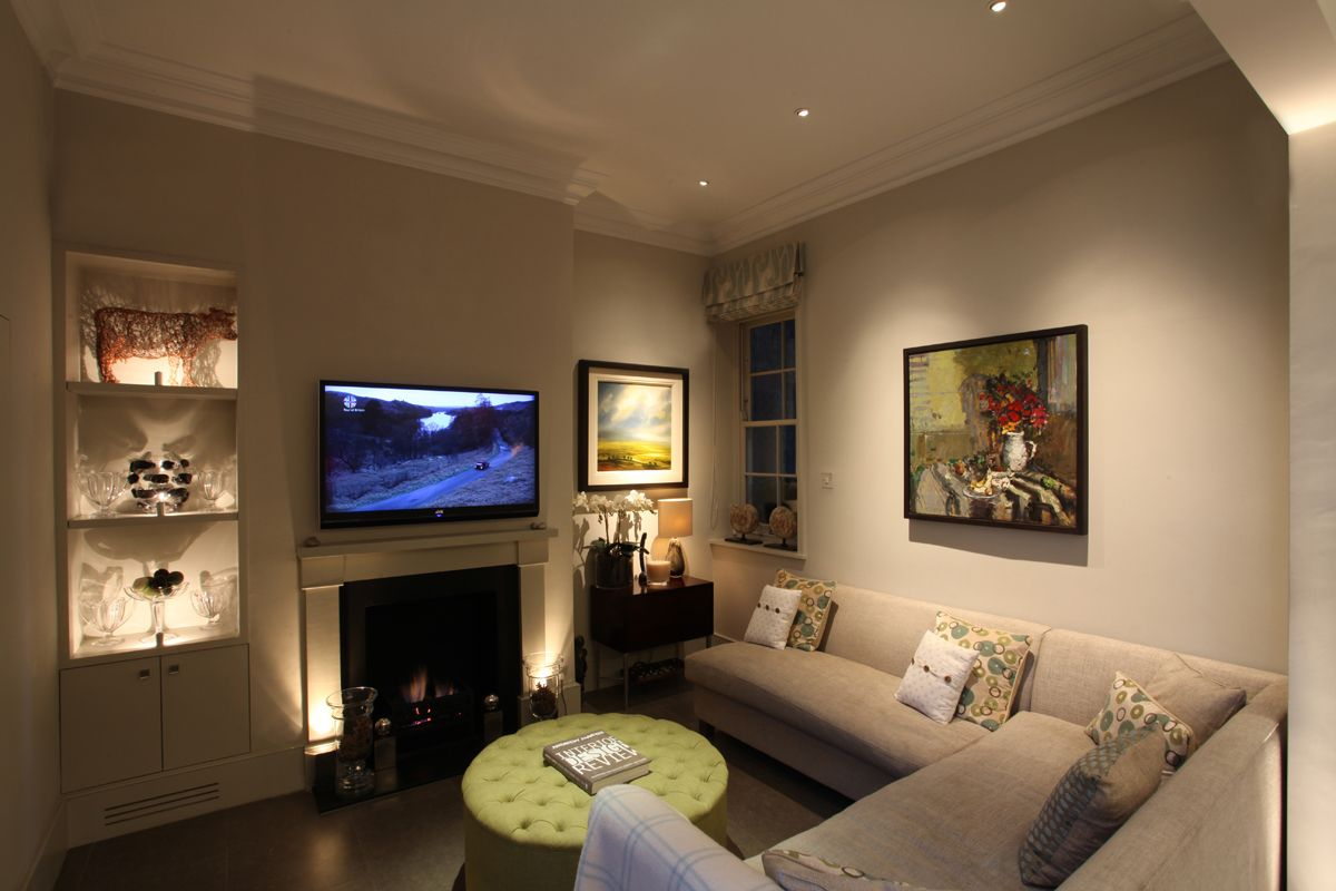tv room lighting ideas. we specialise in creating superb lighting design for tv, cinema and games rooms. view our top schemes ideas on your new room. tv room