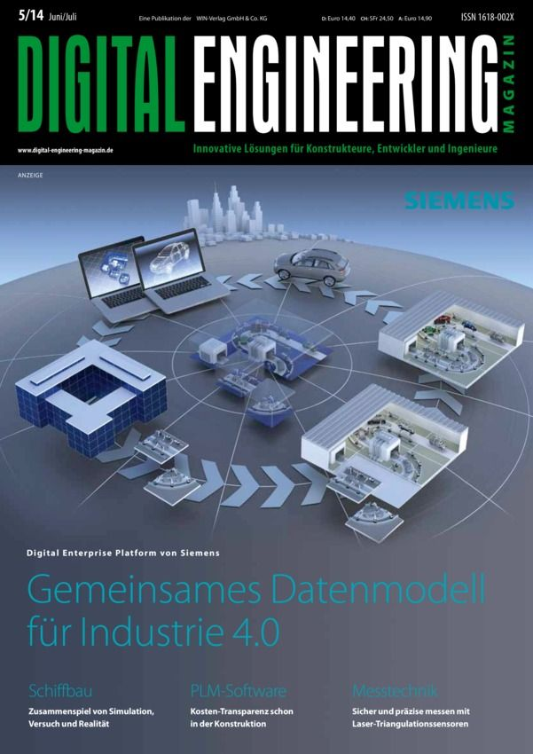 Digital Engineering Deutsch Magazine - Buy, Subscribe, Download and Read Digital Engineering on your iPad, iPhone, iPod Touch, Android and on the web only through Magzter