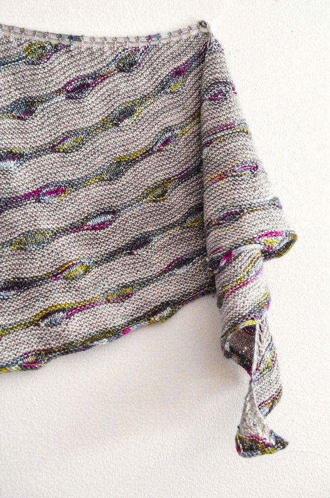 Ysabel   Tücher, Stricken und Schals tücher