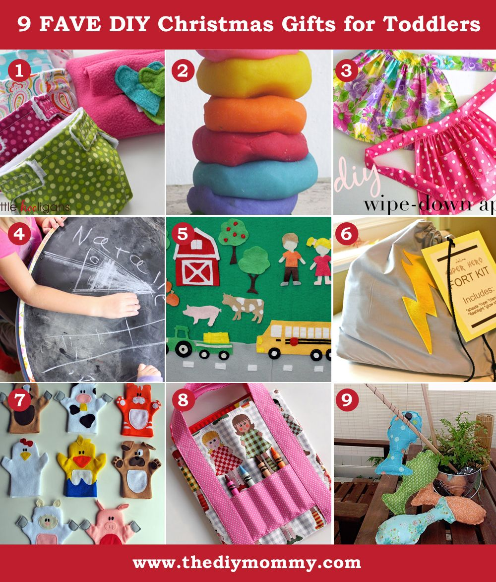 Christmas Gift Ideas For Kids Diy.A Handmade Christmas Diy Toddler Gifts Crafts I Wanna Do
