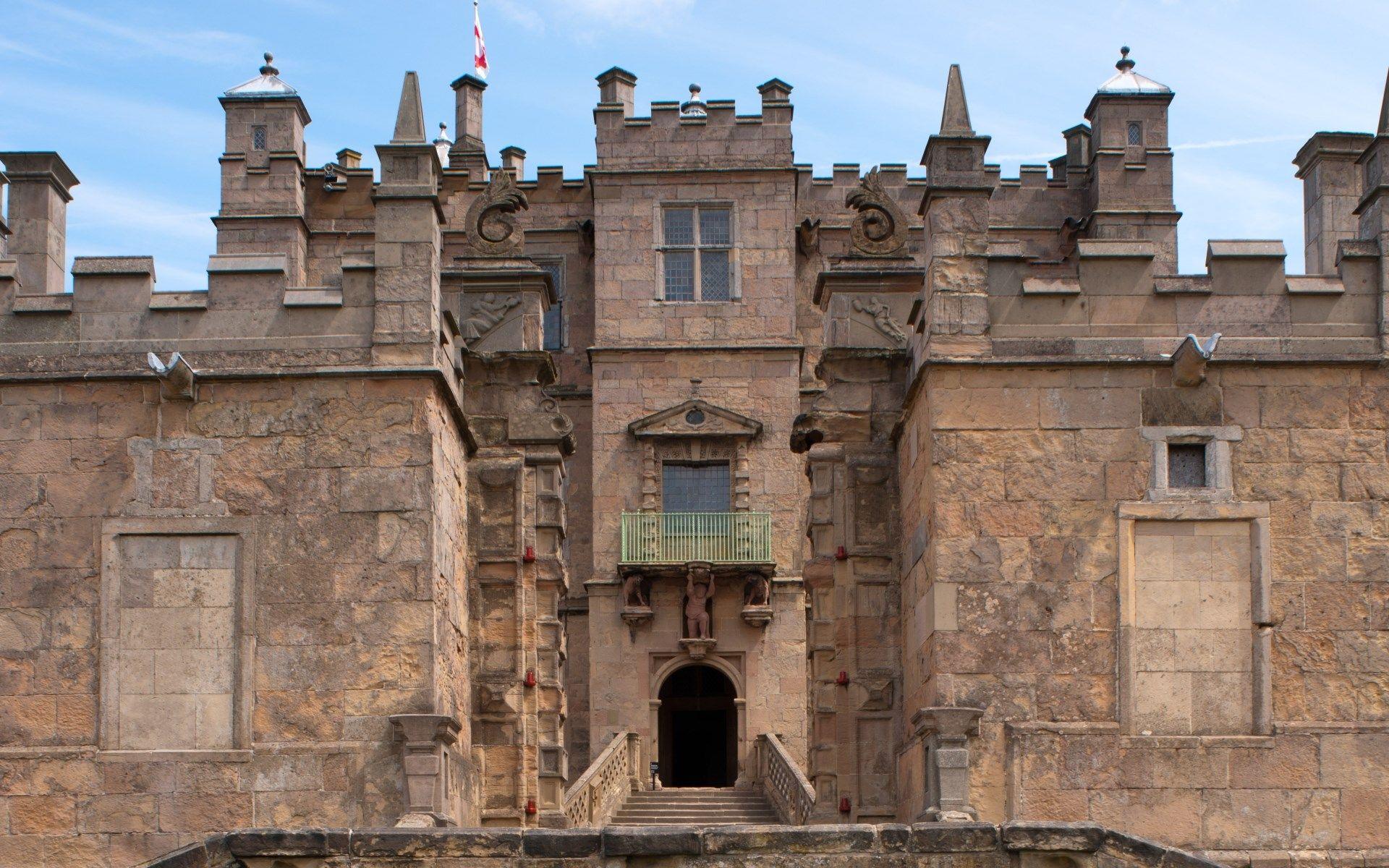 high resolution wallpapers widescreen bolsover castle