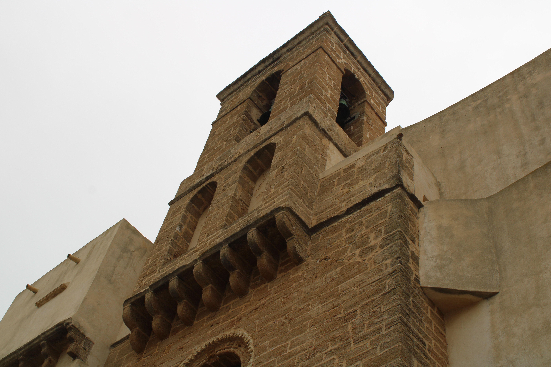 campanario de Nuestra Señora de la O en Rota