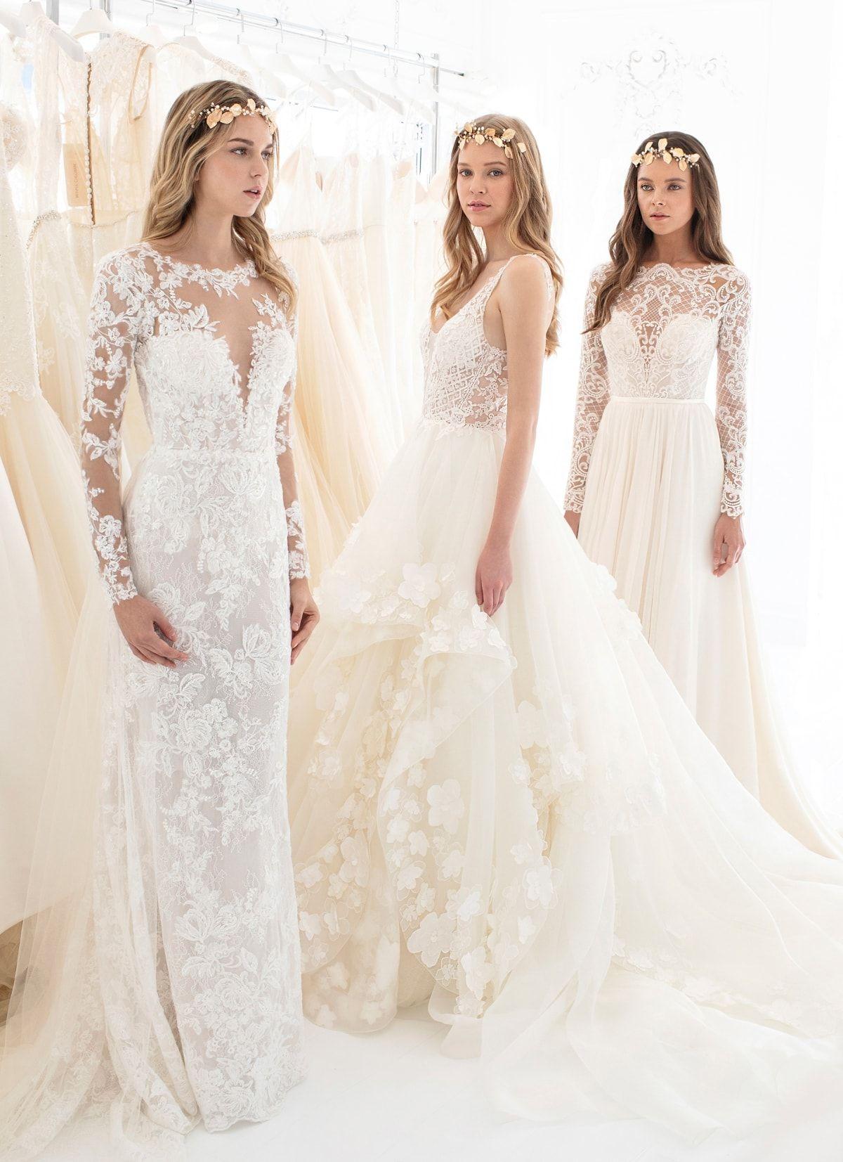 Winnie Couture Wedding Dresses 2019 Wedding Dresses Bridal Wedding Dress Trends
