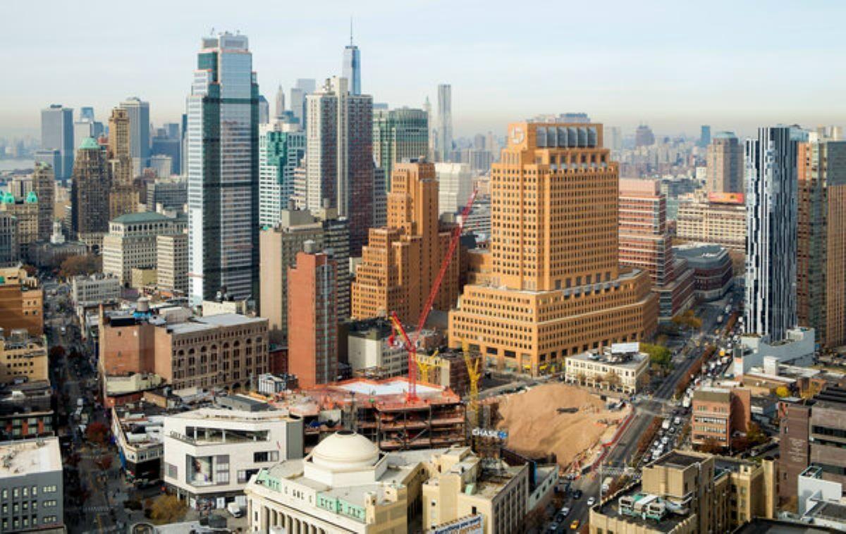 Brooklyn:  NEW YORK | 388 Bridge St | 590 FT | 53 FLOORS - Page 8 - SkyscraperPage Forum