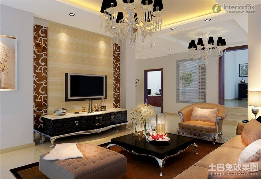 Httpswwwgoogleplsearchqsilver And Gold Home Interiors Inspiration Best Wall Designs For Living Room Review