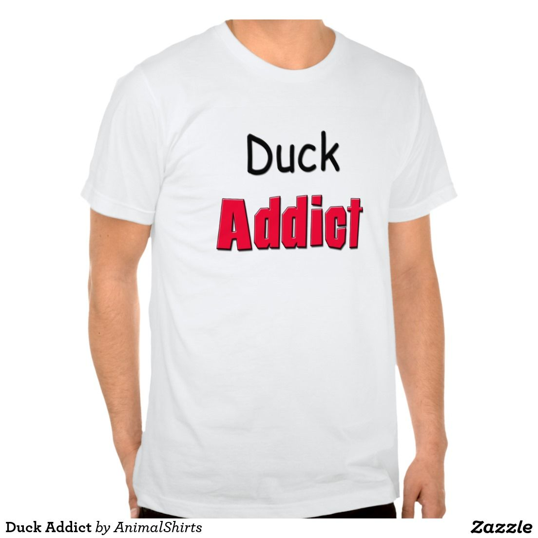 Duck Addict Tee Shirt