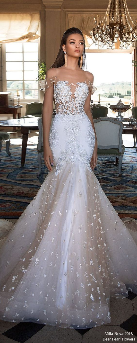 romantic off the shoulder wedding dresses wedding dress