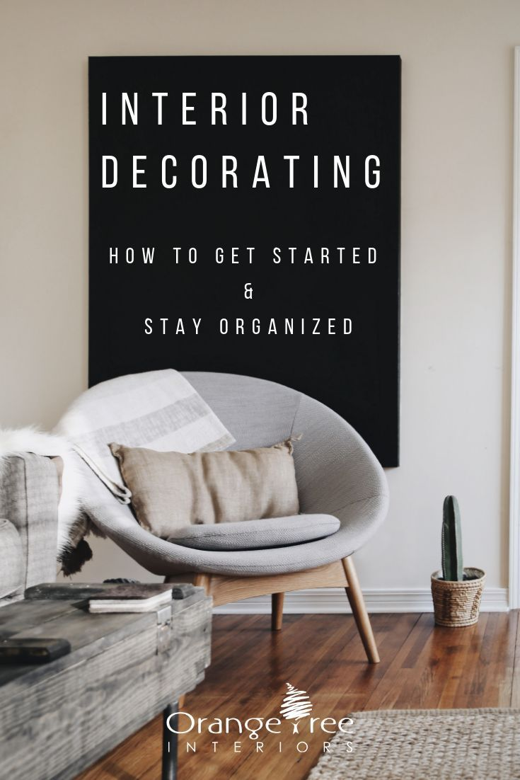 Are you having trouble getting started with your interior ...