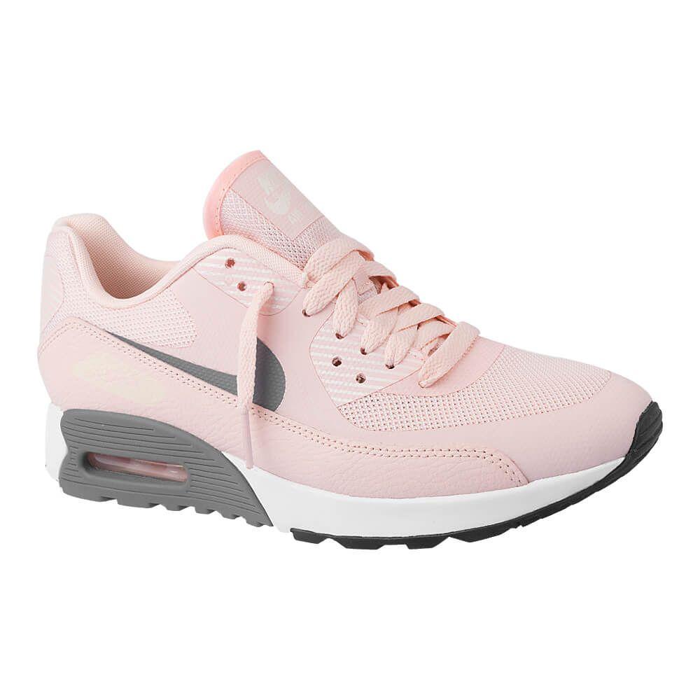 wholesale dealer c98d7 d56c8 Tênis Nike Air Max 90 Ultra 2.0 Feminino- Cabedal desenvolvido com menos  materiais se comparado