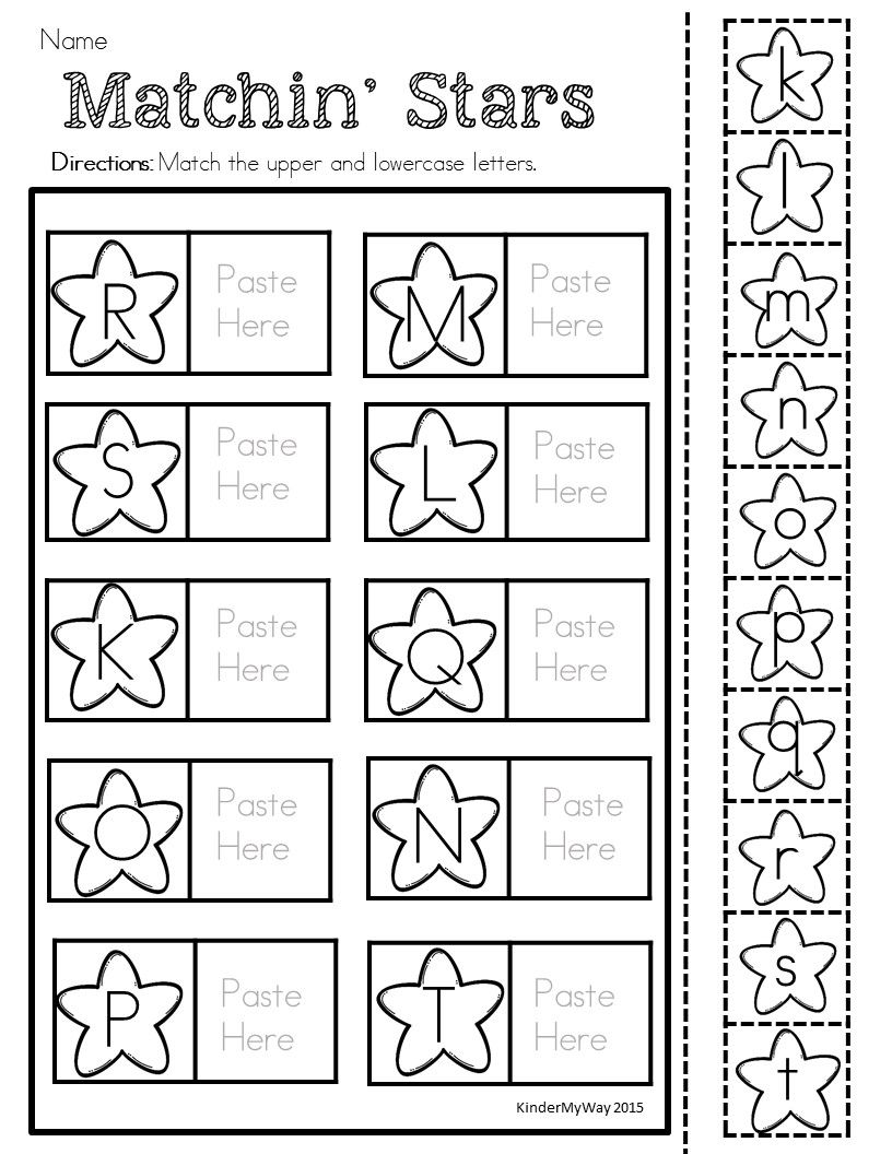 Preschool Printables Christmas Printables Ready To Use For Any Early Childhood Classroom Great For Math Center Activities Letter Matching Preschool Letters [ 1056 x 816 Pixel ]