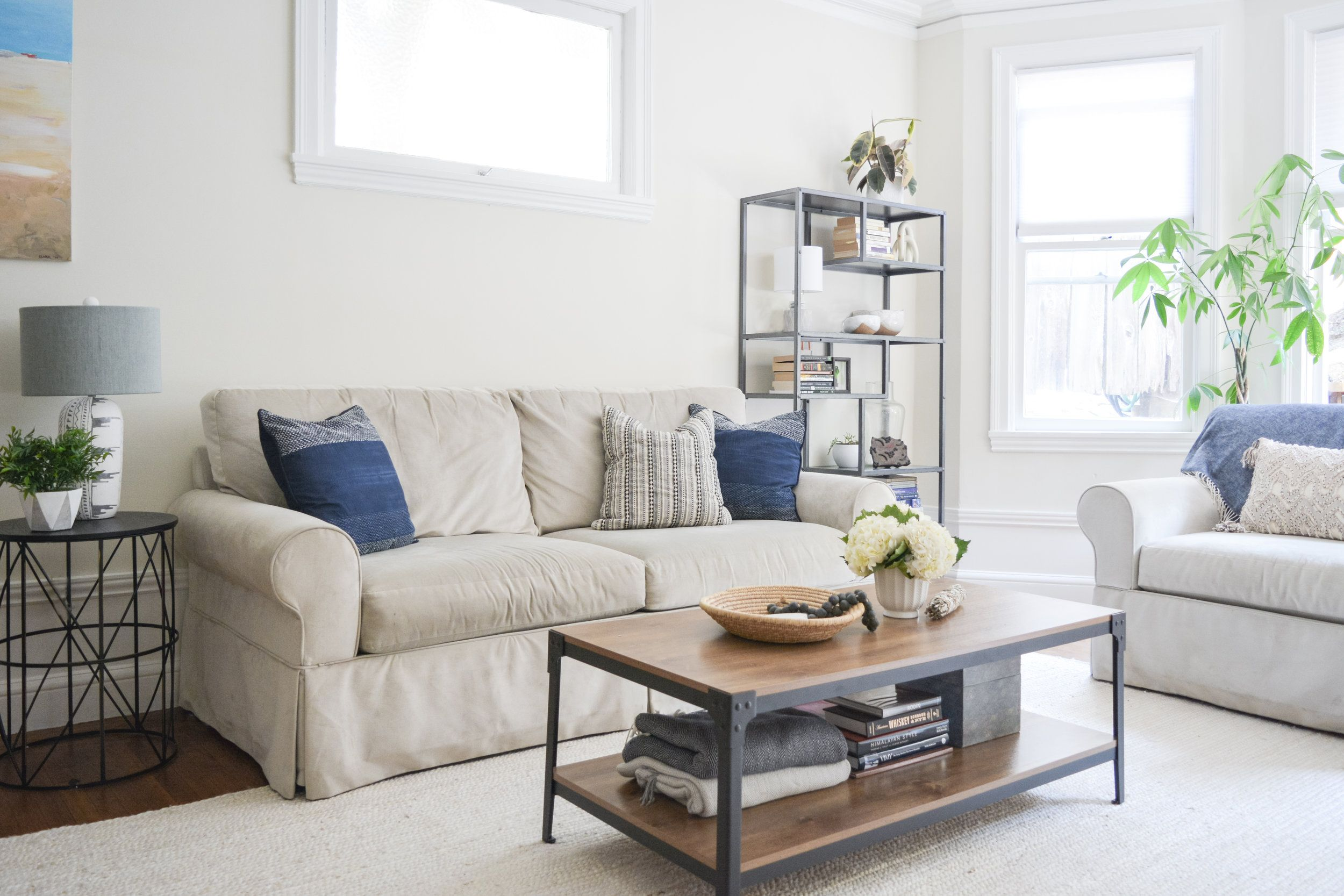 Bon Angela Grace Design // Steiner Living Room // San Francisco ...