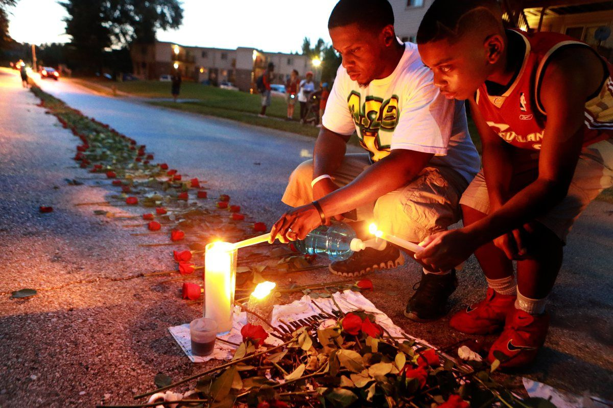 Police Finally Release Report On Michael Brown Shooting  Michael
