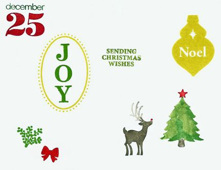Joyous Celebrations by galleryindex - Cards and Paper Crafts at Splitcoaststampers