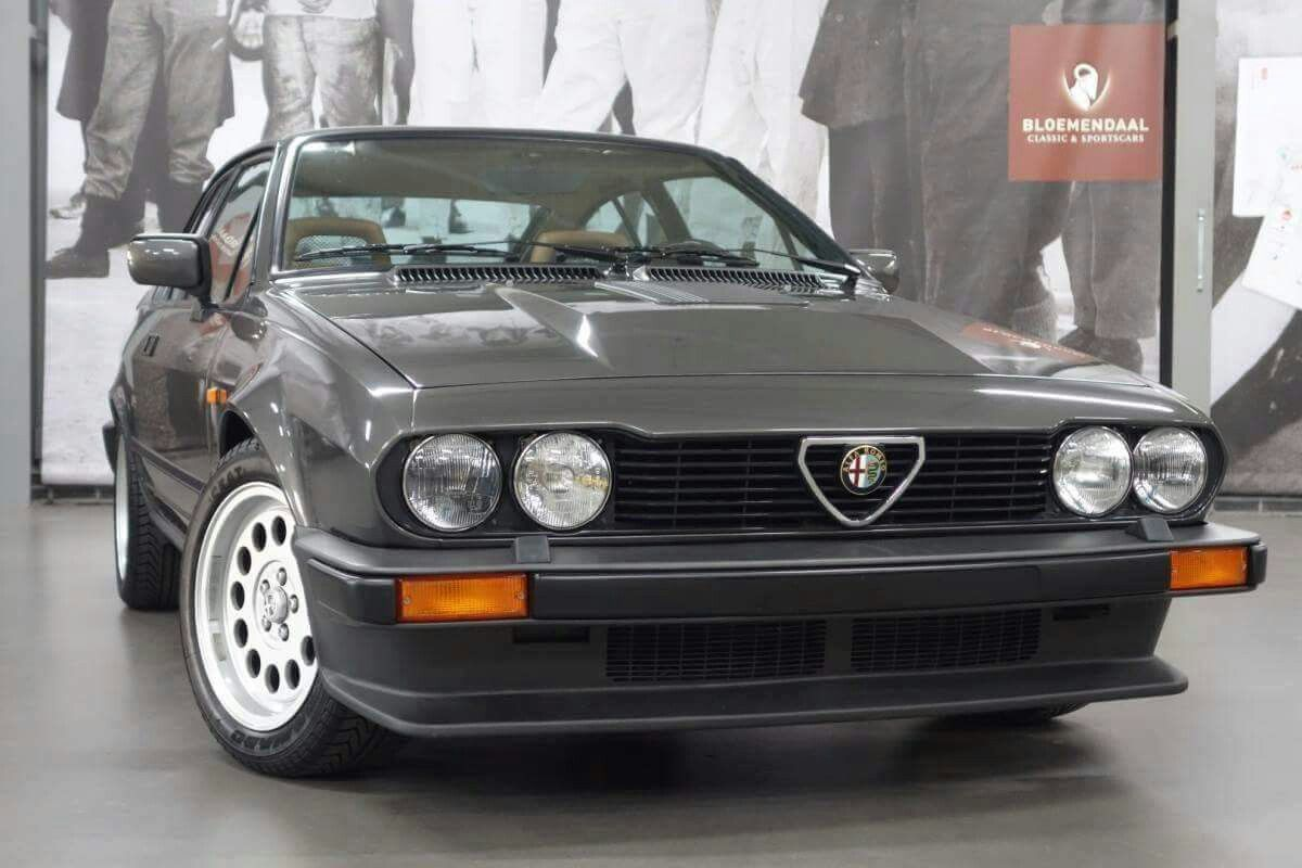 pin by jasenko on alfa romeo gtv6 pinterest rom o and voiture. Black Bedroom Furniture Sets. Home Design Ideas