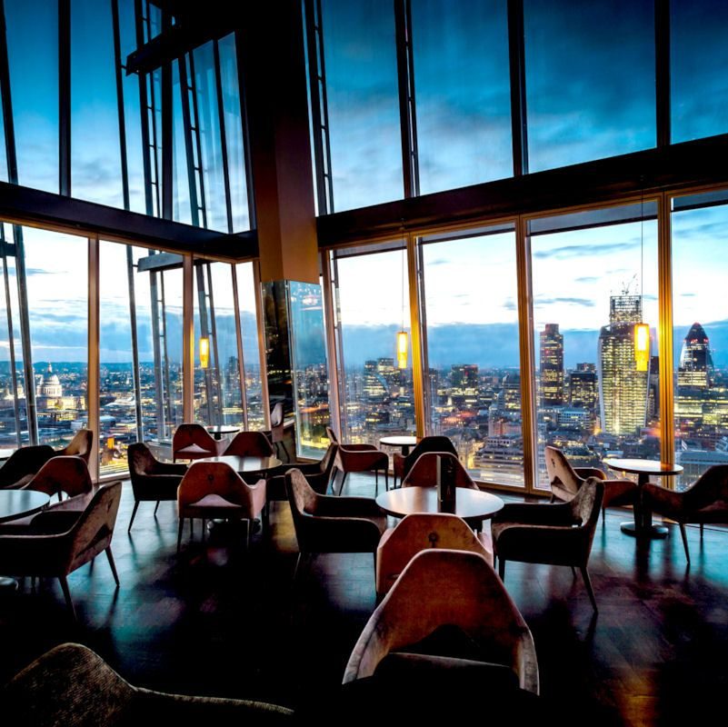 Aqua Shard Private Dining Room Best Aqua Shard  The Luxury Restaurant Guide  A Room With A View Design Inspiration