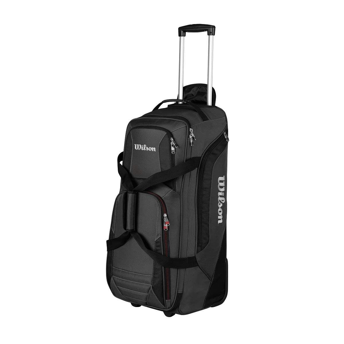 Wilson Wheeled Travel Bag Travel Bag Perfect Travel Bag Baseball Bag