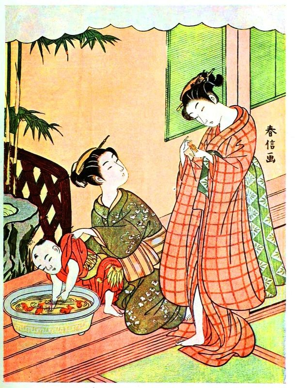 Though, Japan valued men over women, women played an important role in the…