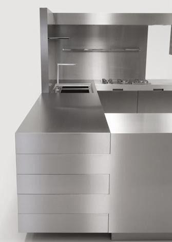El dise ador marco gorini ha creado para la firma italiana de cocinas strato una cocina - Disenador de cocinas ...