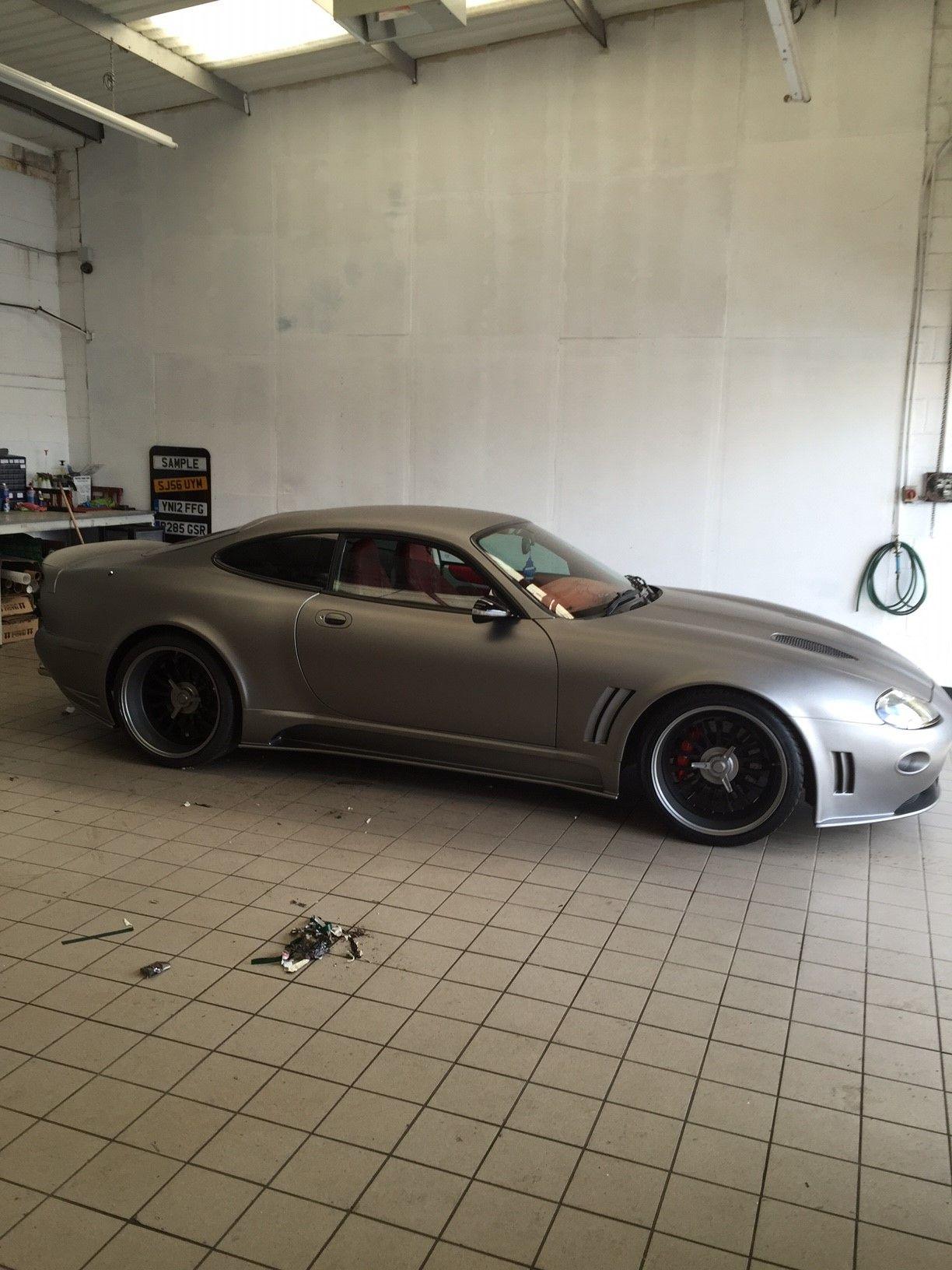 Jaguar Zeemax Xk8 Cars Daimler Car Photos Automotive Design