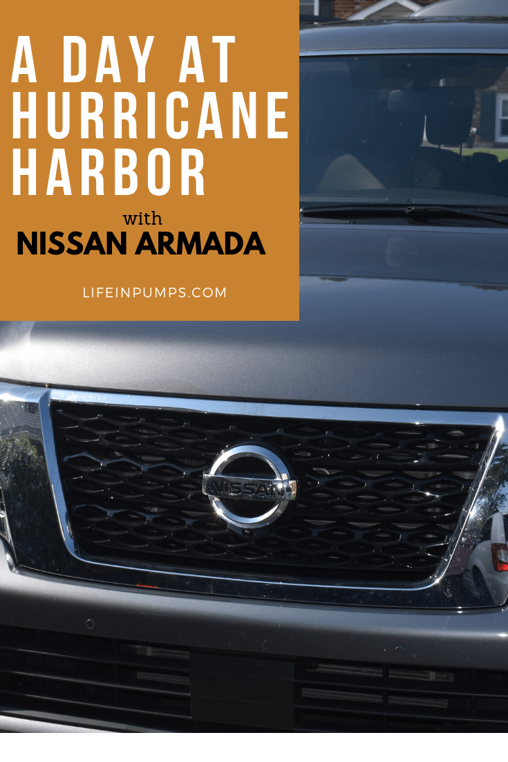 Beat The Heat With A Trip To Hurricane Harbor In The Nissan Armada Nissan Armada Hurricane Harbor Beat The Heat