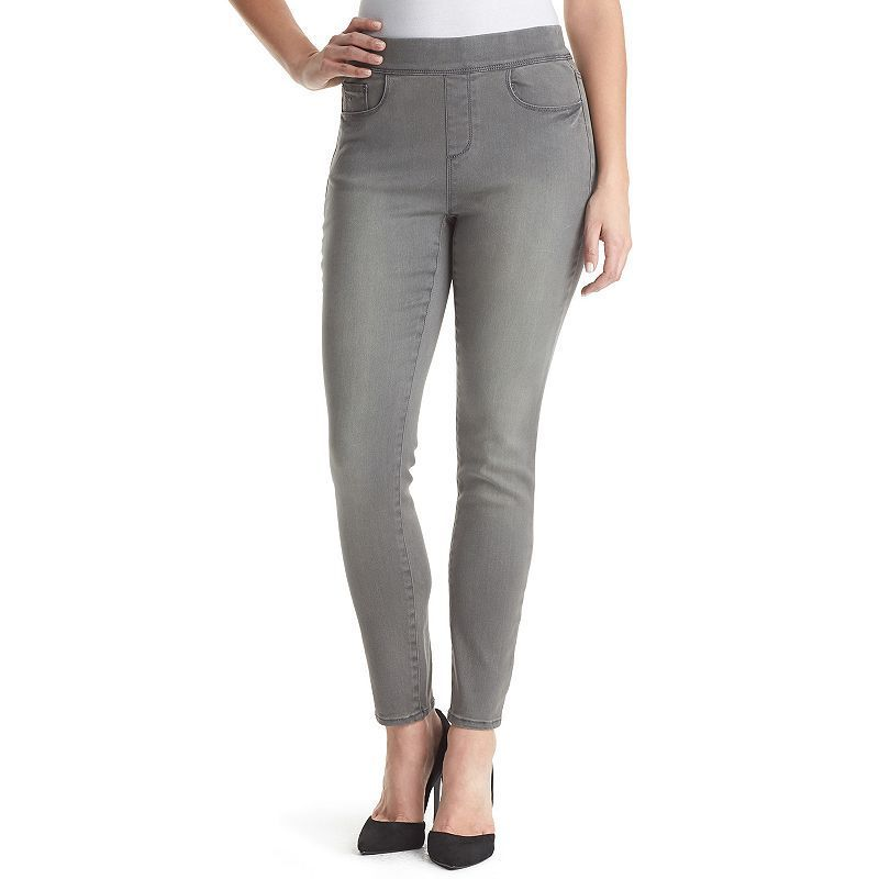 7f6765c67 Women's Gloria Vanderbilt Avery Slim Straight-Leg Jeans, Size: 14 Avg/Reg,  Blue