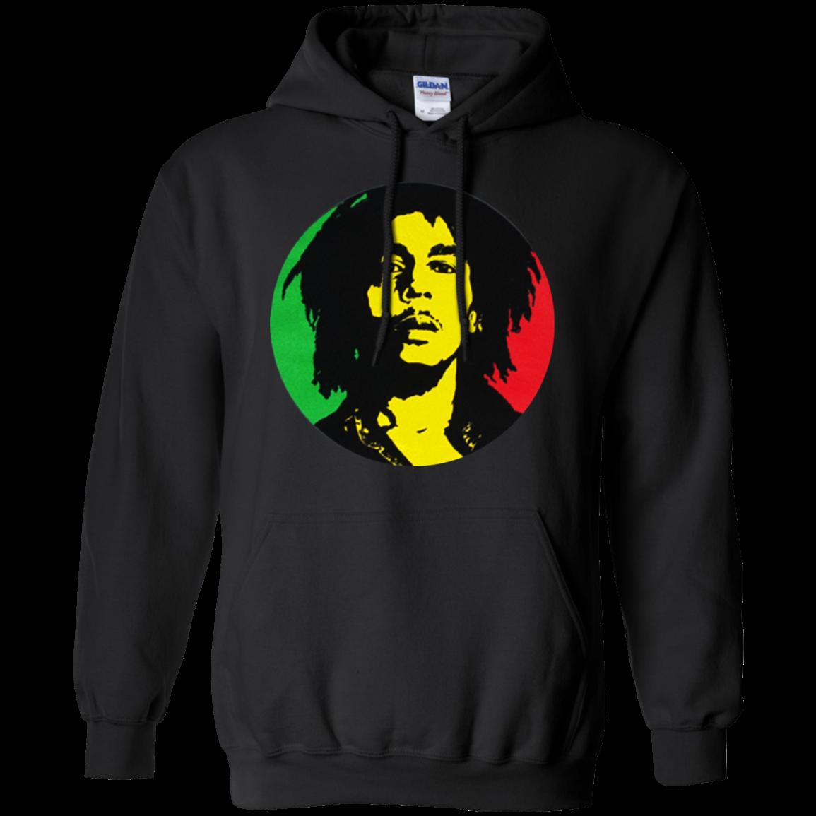 Bob Marley Merch Hoodie Shipping Worldwide NINONINE