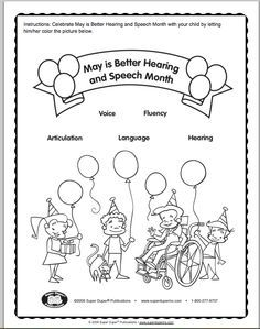 Better Speech And Hearing Coloring Page Sketch Coloring Page Speech And Hearing Speech Best Speeches