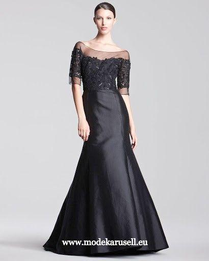 362e8268acaa8d Schwarzes Festliches Abendkleid | Ах!!! | Dresses, Prom dresses und ...