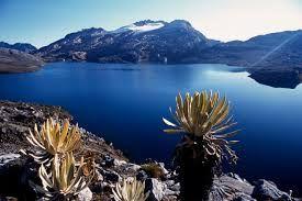 Sierra Nevada Cocuy Boyaca Colombia