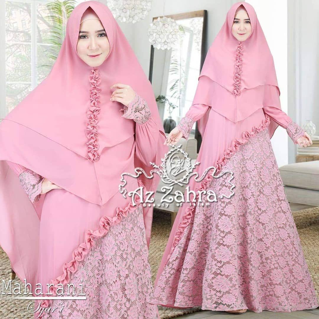 Maharani Syari  Pakaian wanita, Model pakaian wanita, Model baju