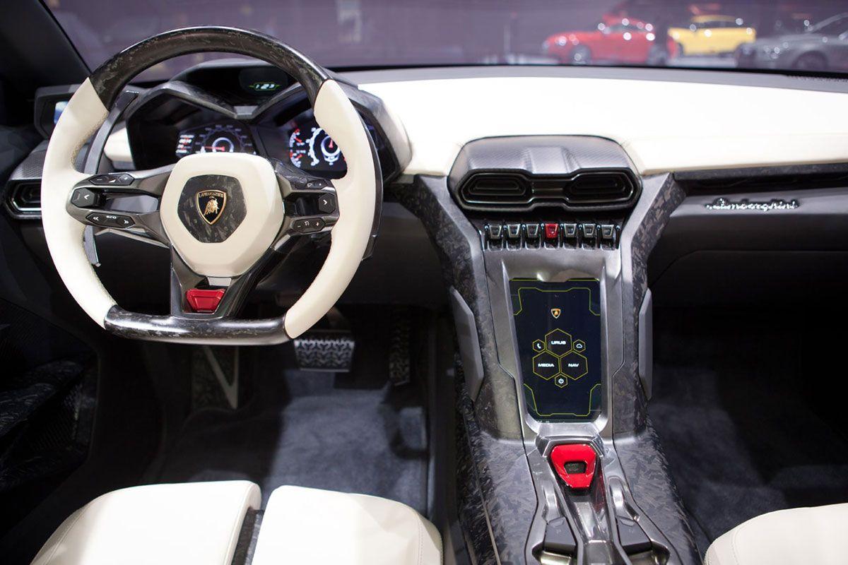 Lamborghini,Urus,SUV,Concept Dash