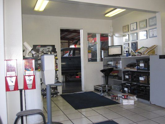 How Improving Your Waiting Room Can Boost Your Auto Repair