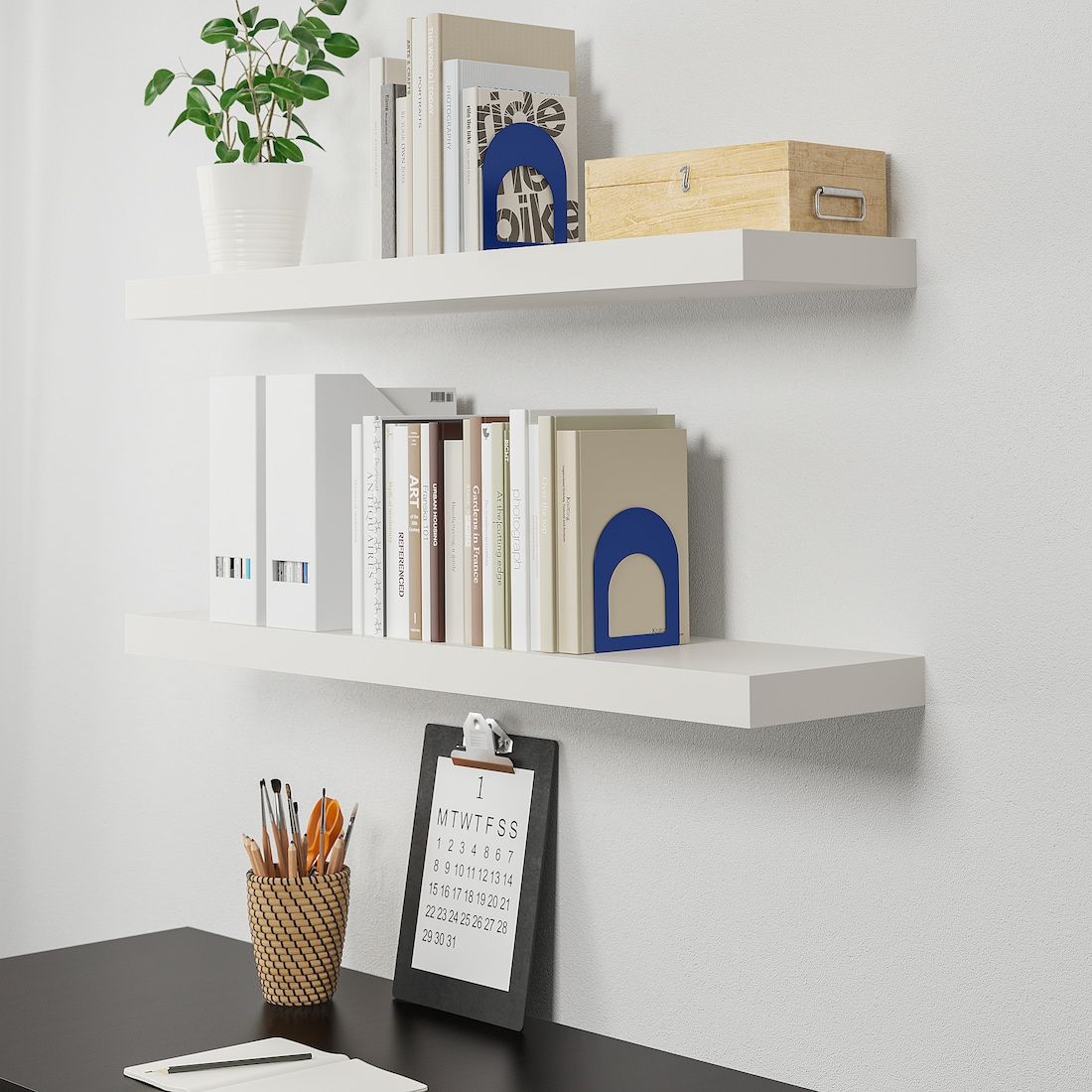 Lack Wall Shelf White 43 1 4x10 1 4 Mit Bildern Ikea