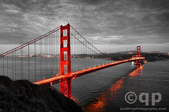 San Francisco Golden Gate Bridge In Black And White Hand Etsy San Francisco Golden Gate Bridge Golden Gate Bridge Golden Gate