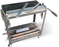 Diy Metal Brake Plans Jeepforum Com Diy Metal Steam Bending Wood Sheet Metal Brake