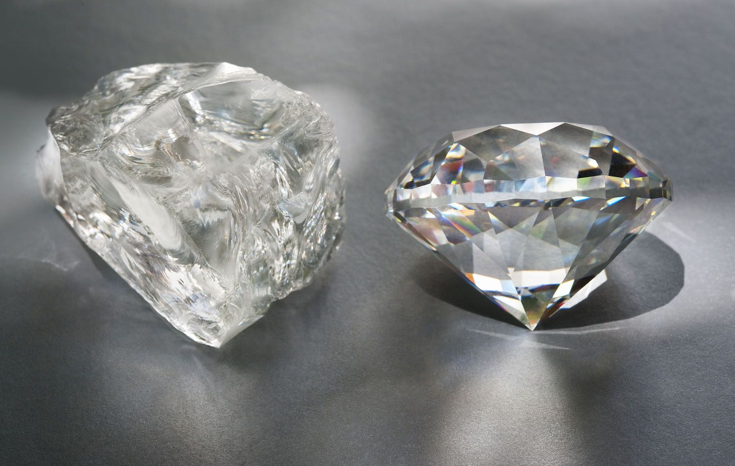Image result for raw diamond