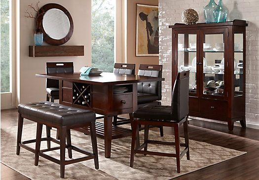 Julian Place 6 Pc Dining Room At Rooms To Go Dining Room Design