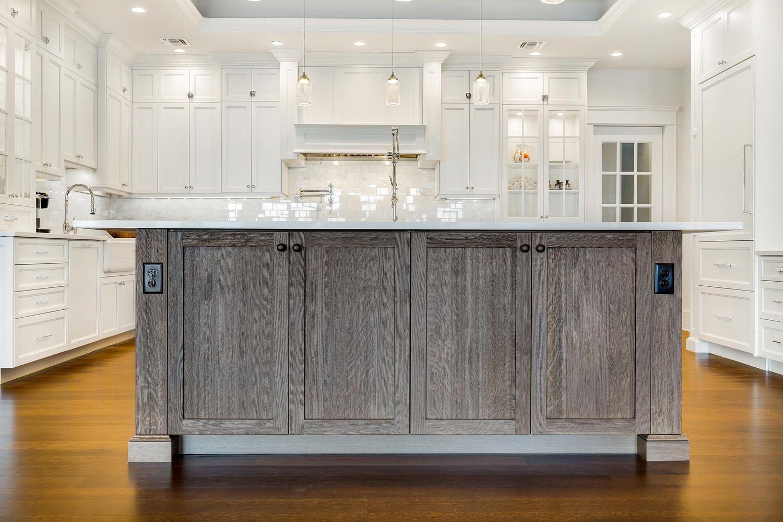 Driftwood Style Kitchen Cabinets   Driftwood kitchen ...