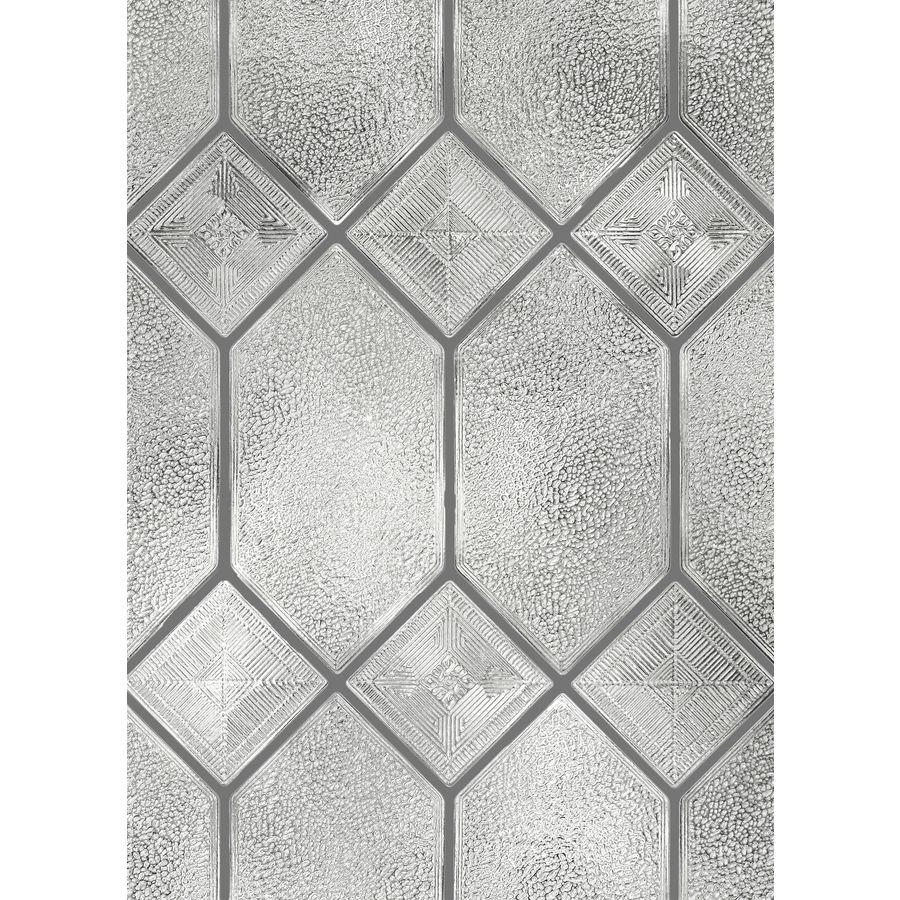 Artscape Light Effects Old English 24 In W X 36 In L Textured Old