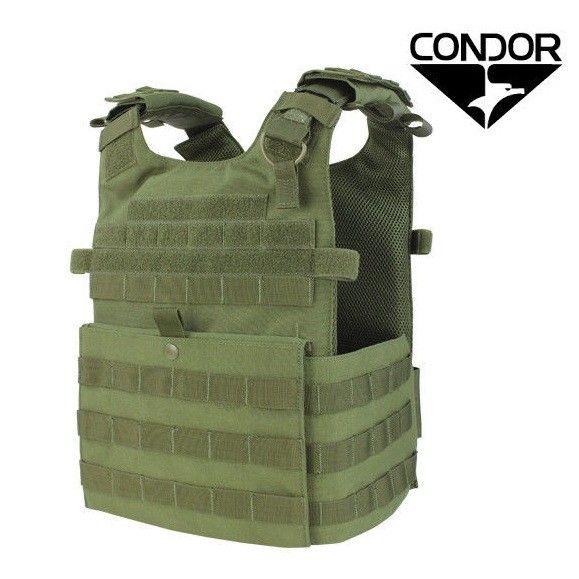 Condor GUNNER Plate Carrier Olive Drab