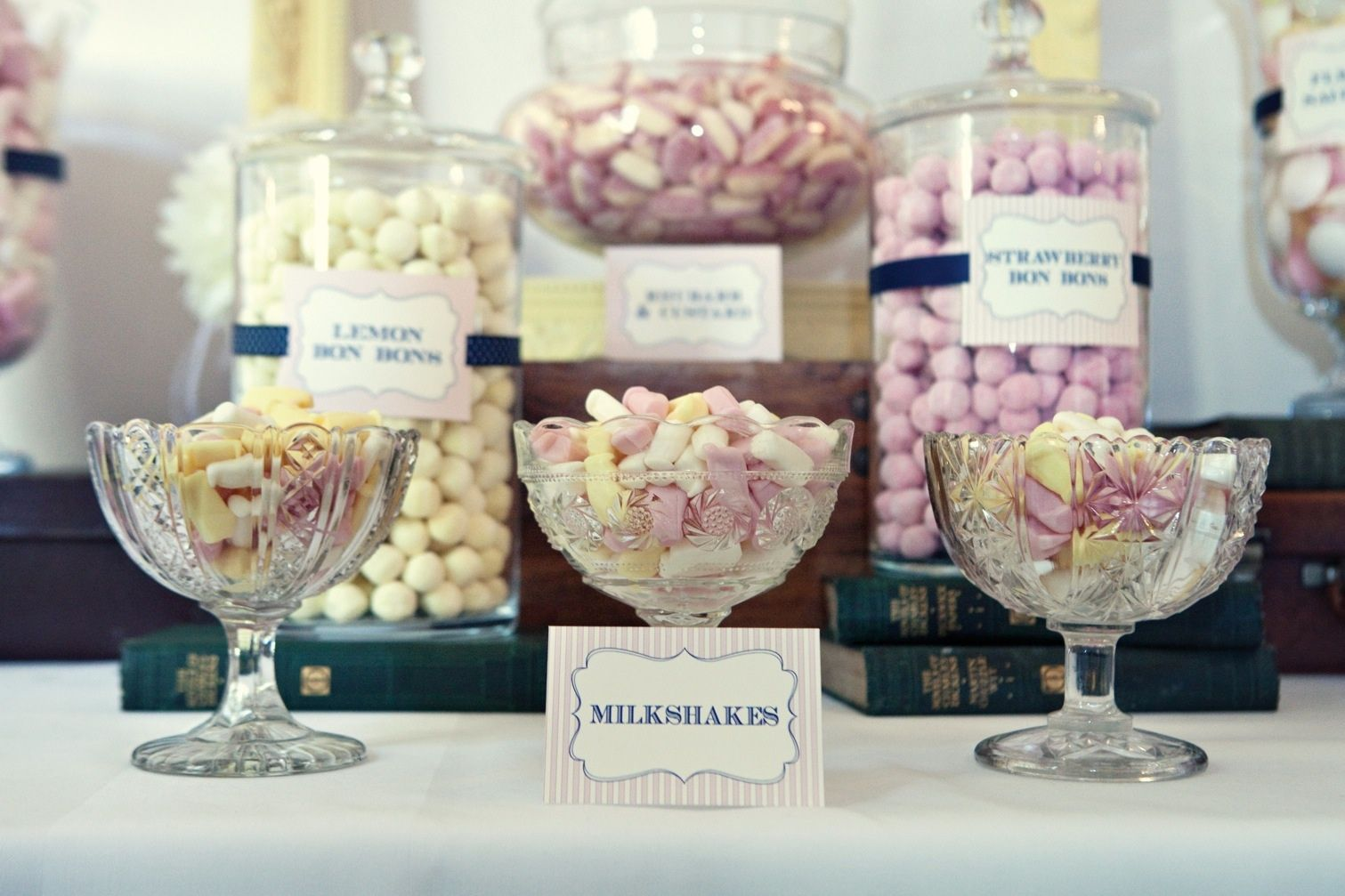 Candytable | Candytables | Pinterest | Table wedding, Cake table ...
