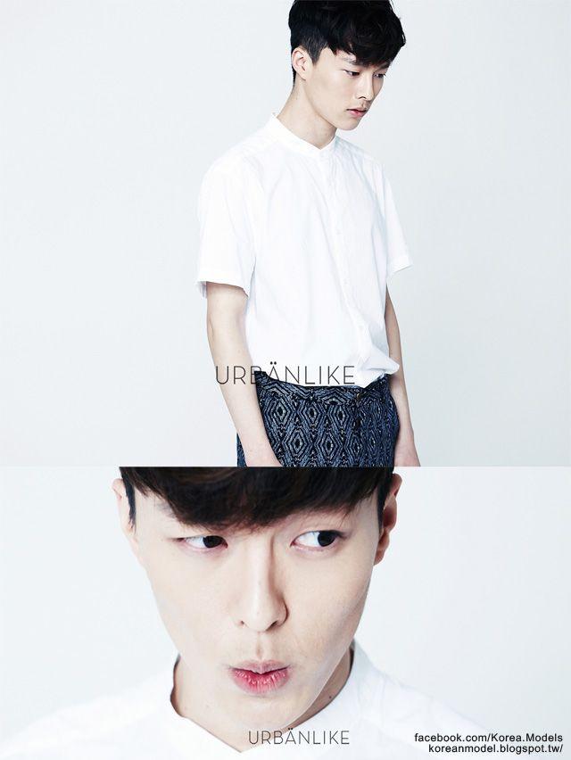 Korea Model모델 /Idol아이돌: 朴亨燮 張基龍 URBANLIKE / B Side