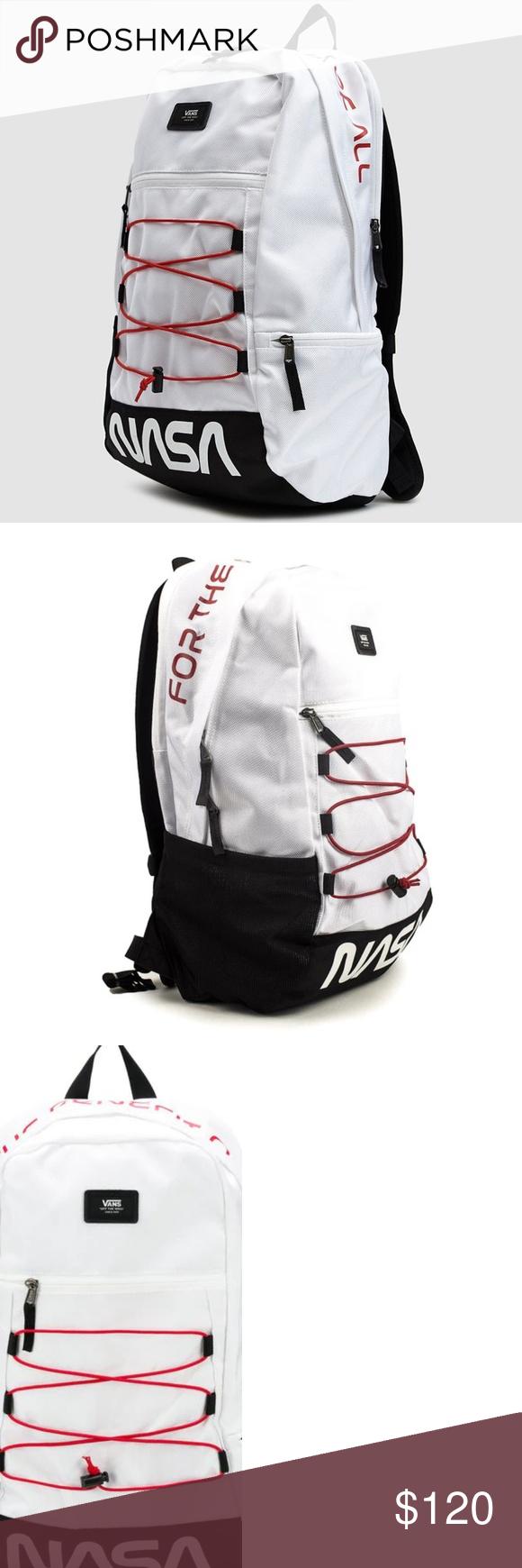 herren Repliken großartige Qualität New Vans Nasa Backpack