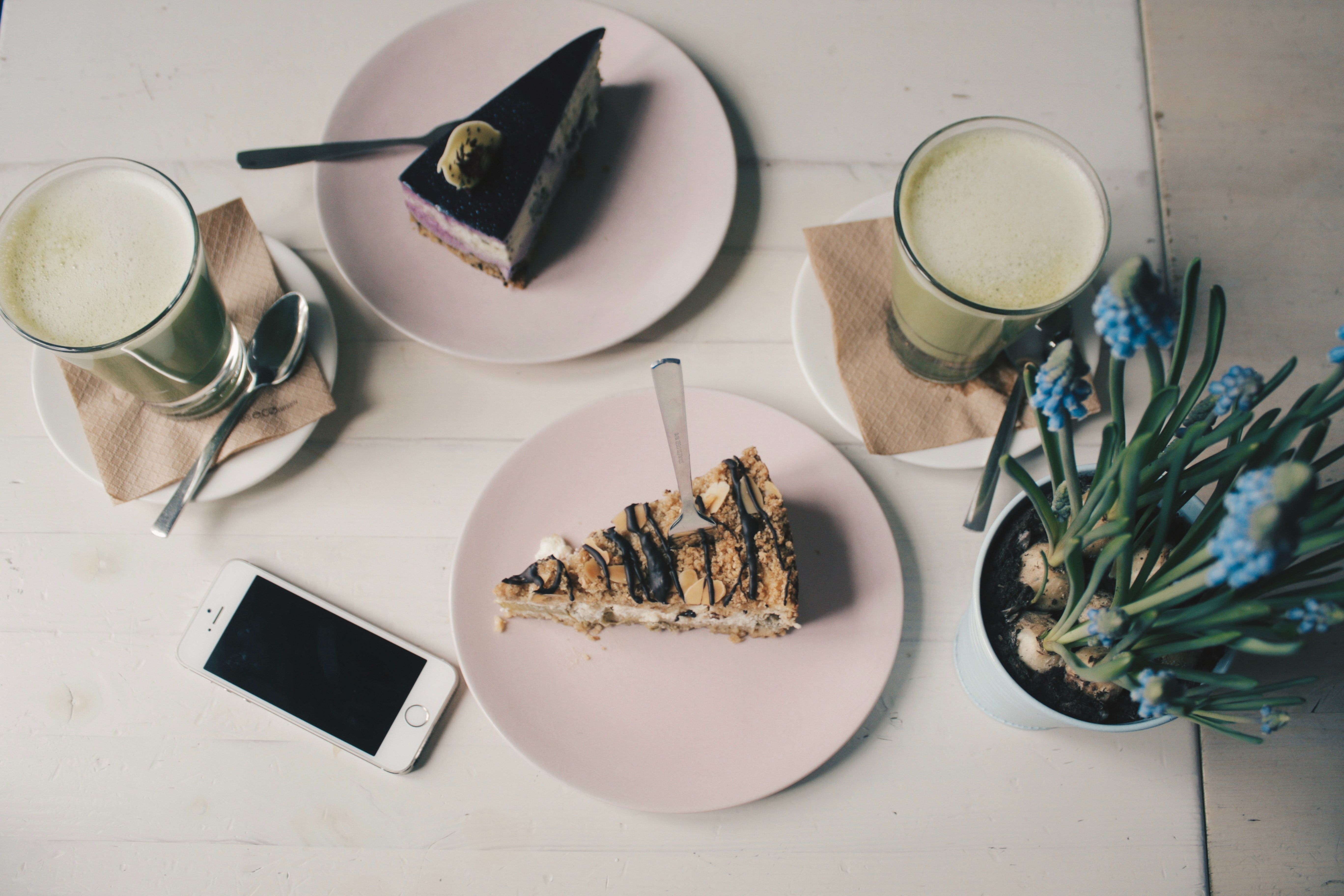 The B E S T desserts close to home... because who wants to