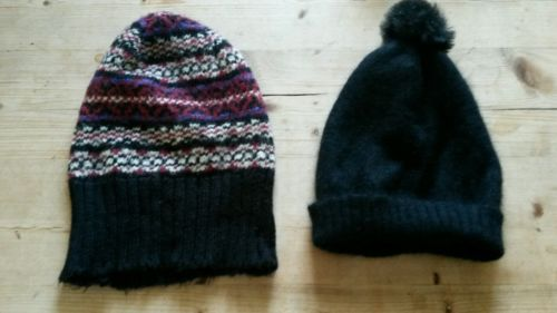 Two #beanie #knitted hat urban #outfitters accessorize, View more on