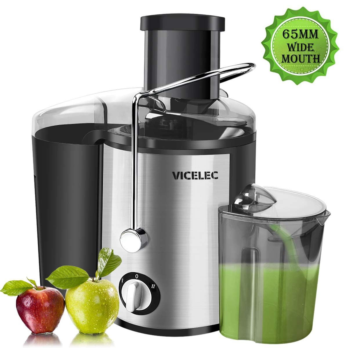 Vegetable Extractor Stainless