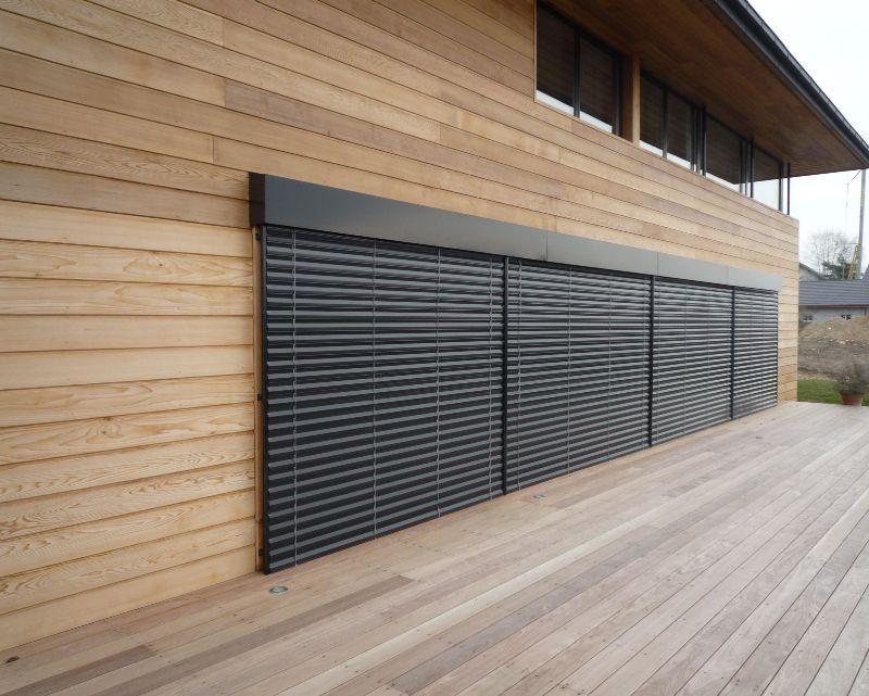 Charpenterie de lu0027ours  éco-constructeur haute-savoie, maison